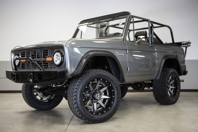 1973 Bronco | galleryhip.com - The Hippest Galleries!