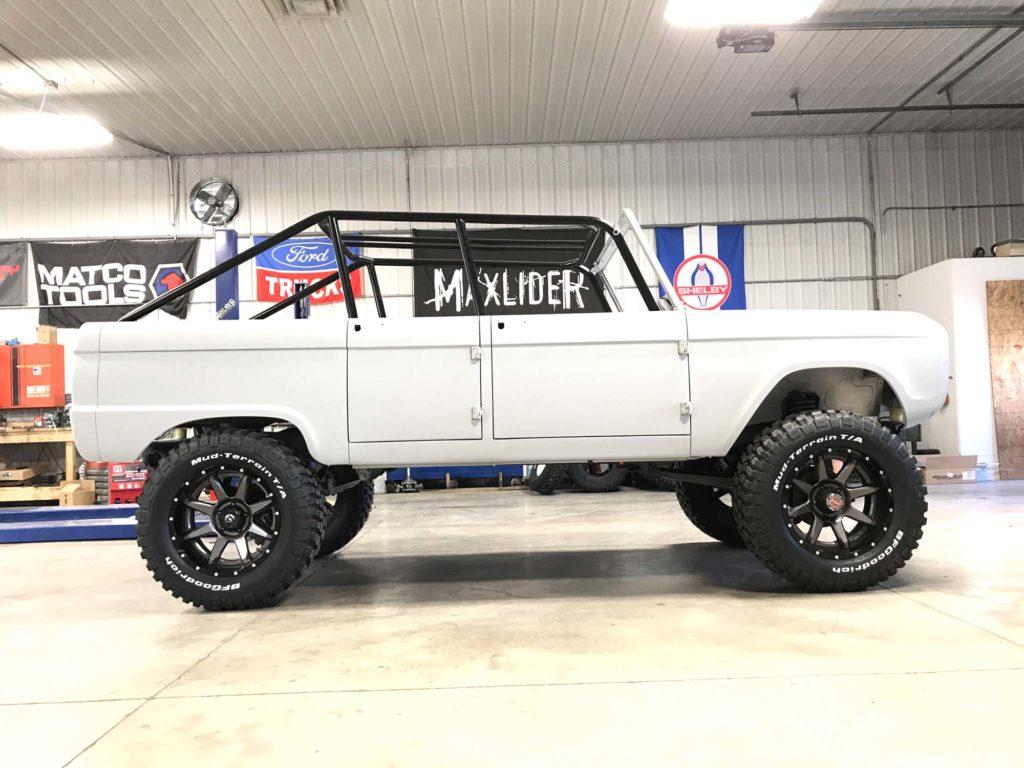 4 Door Ford Broncos | Maxlider Brothers Customs