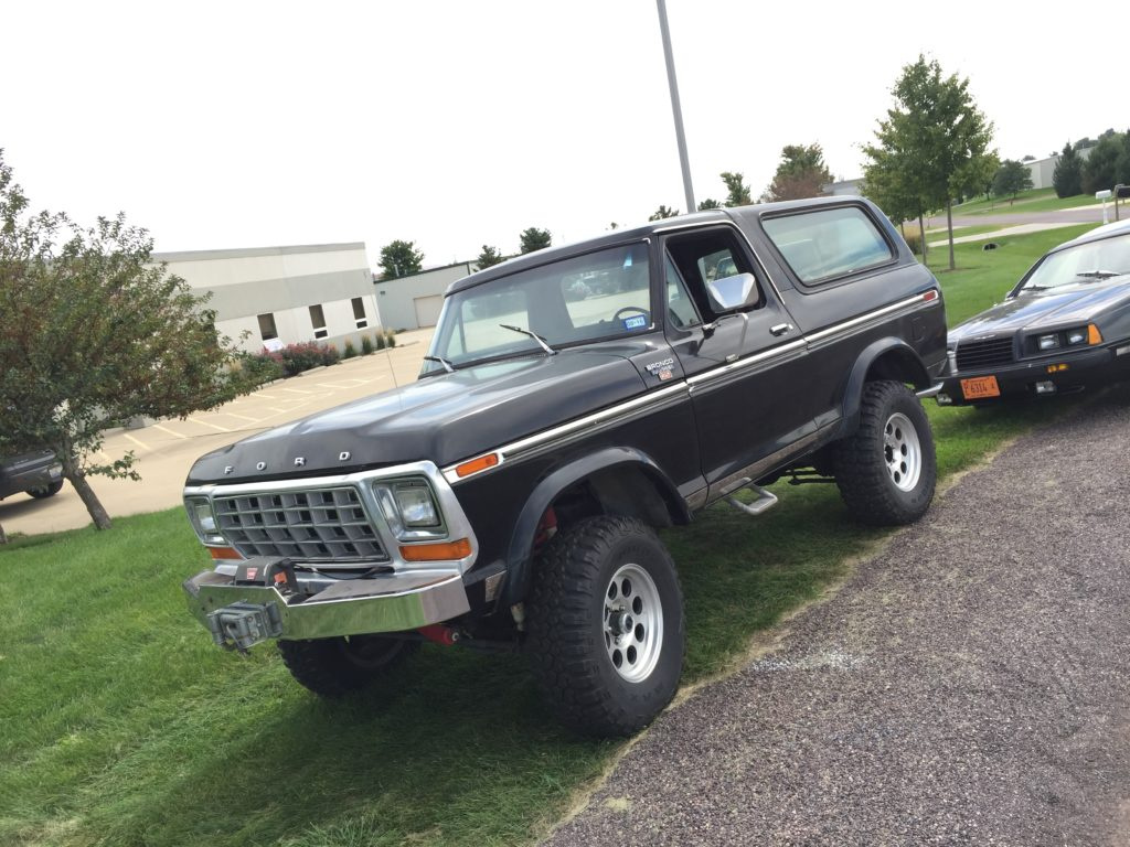 1979 Ford Bronco Maxlider Brothers Customs