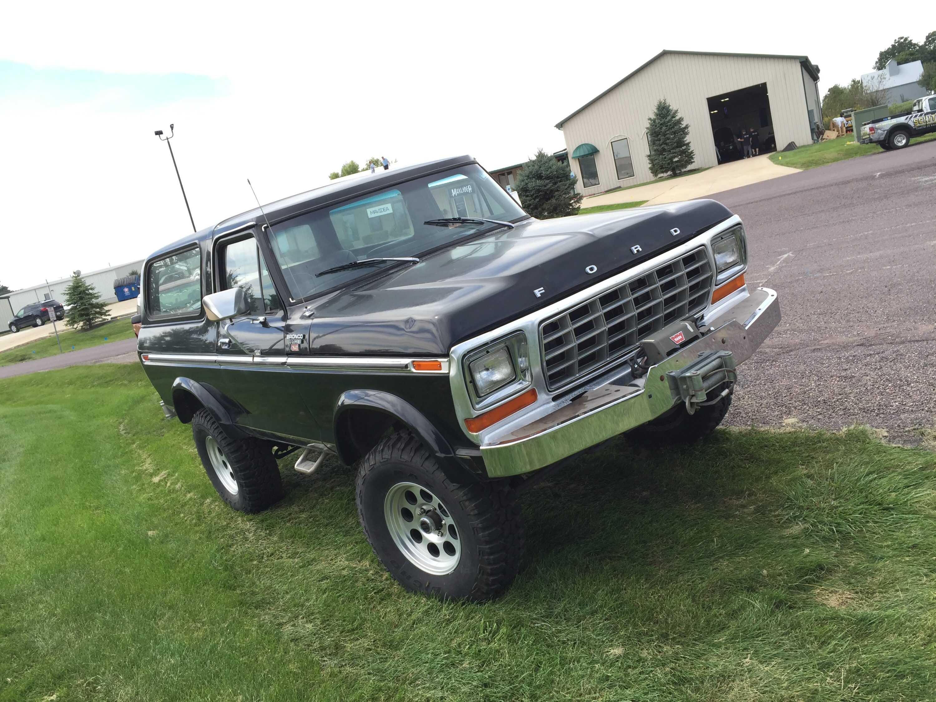 might you sale seen also roadster ford like have the website restored bronco for