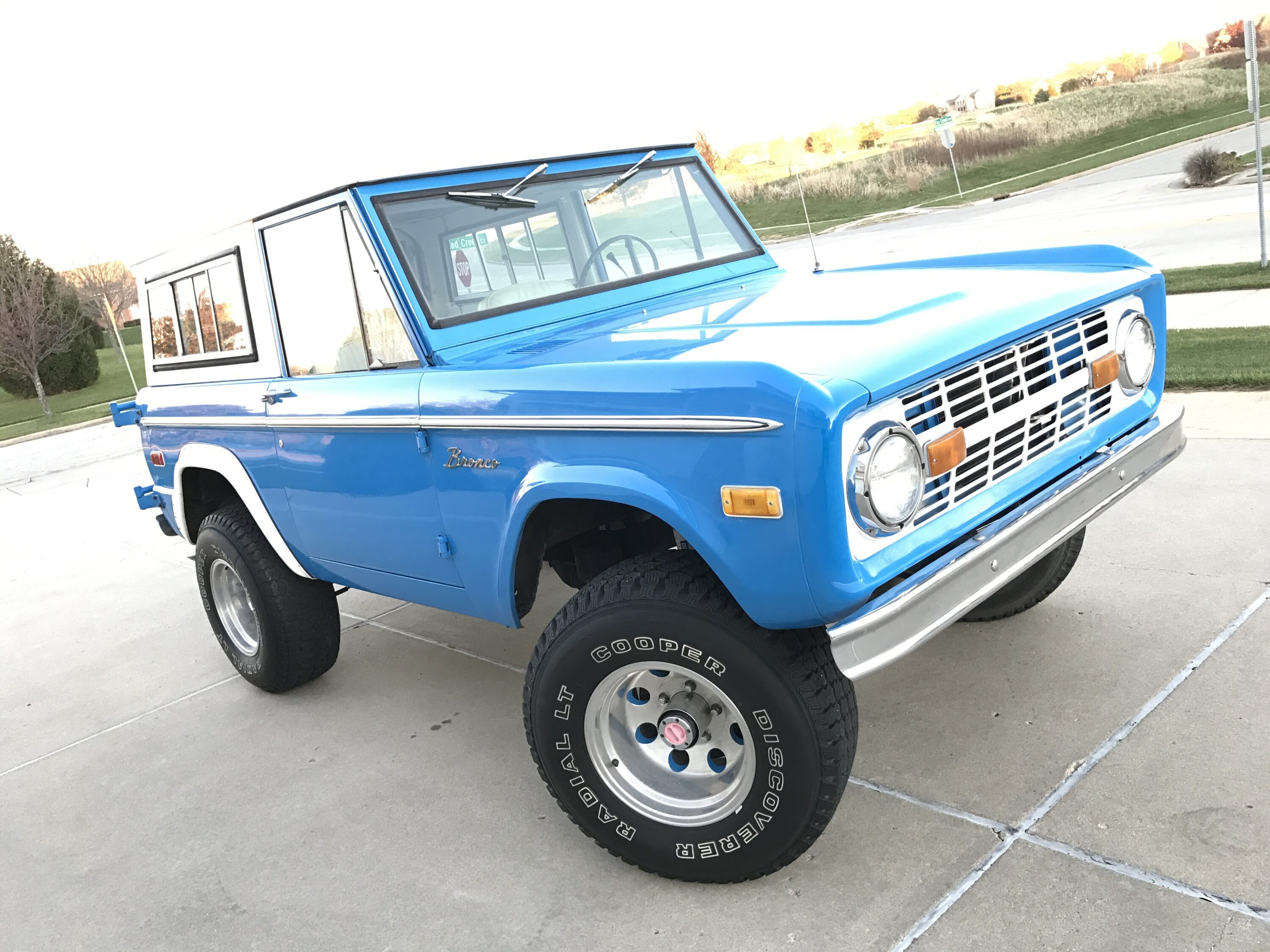 1975 Ford Bronco | Maxlider Brothers Customs