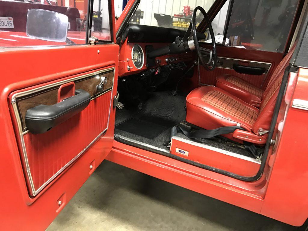 1974 Ford Bronco Explorer | Maxlider Brothers Customs