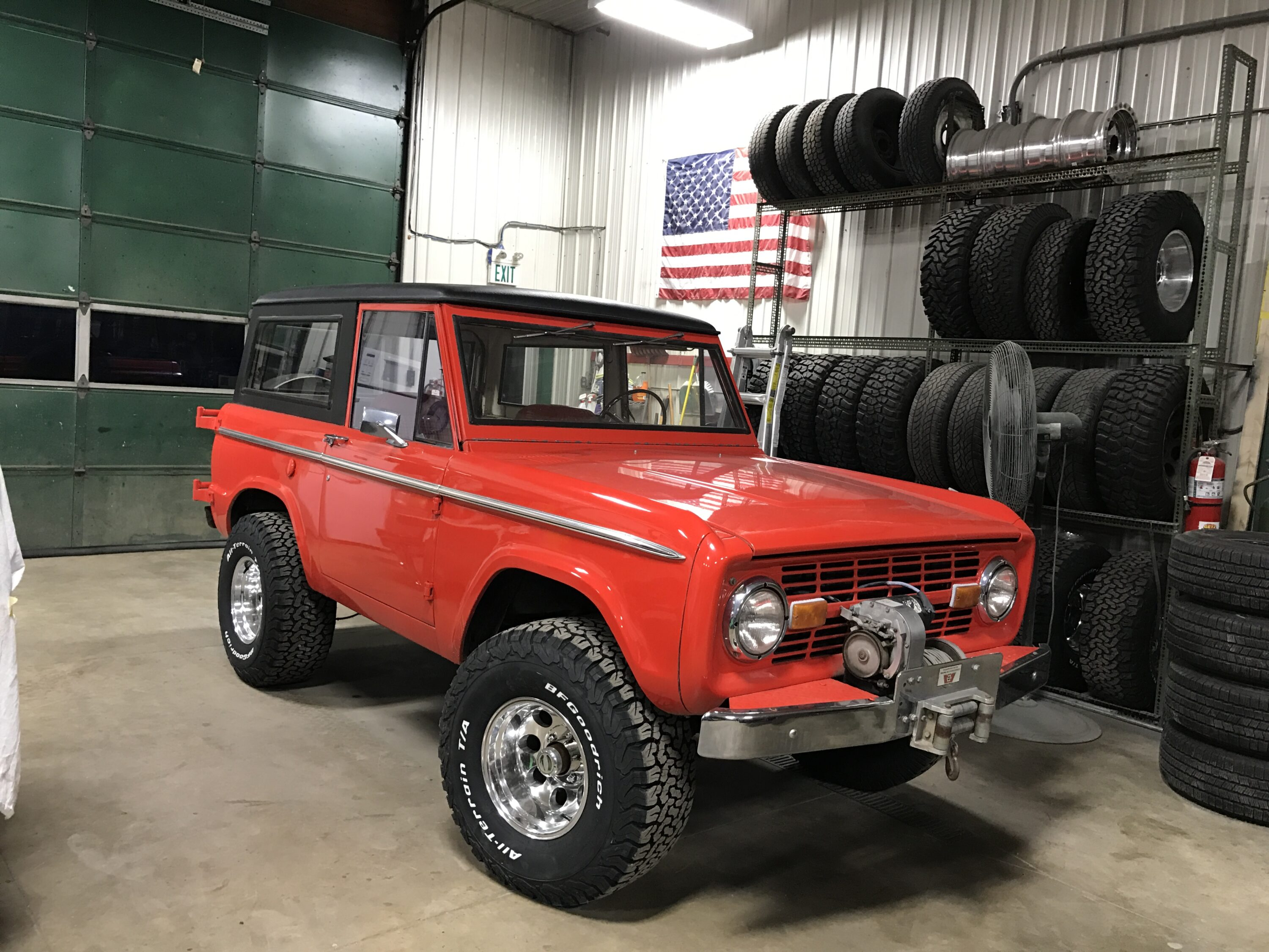 1974 Ford Bronco Explorer Maxlider Brothers Customs