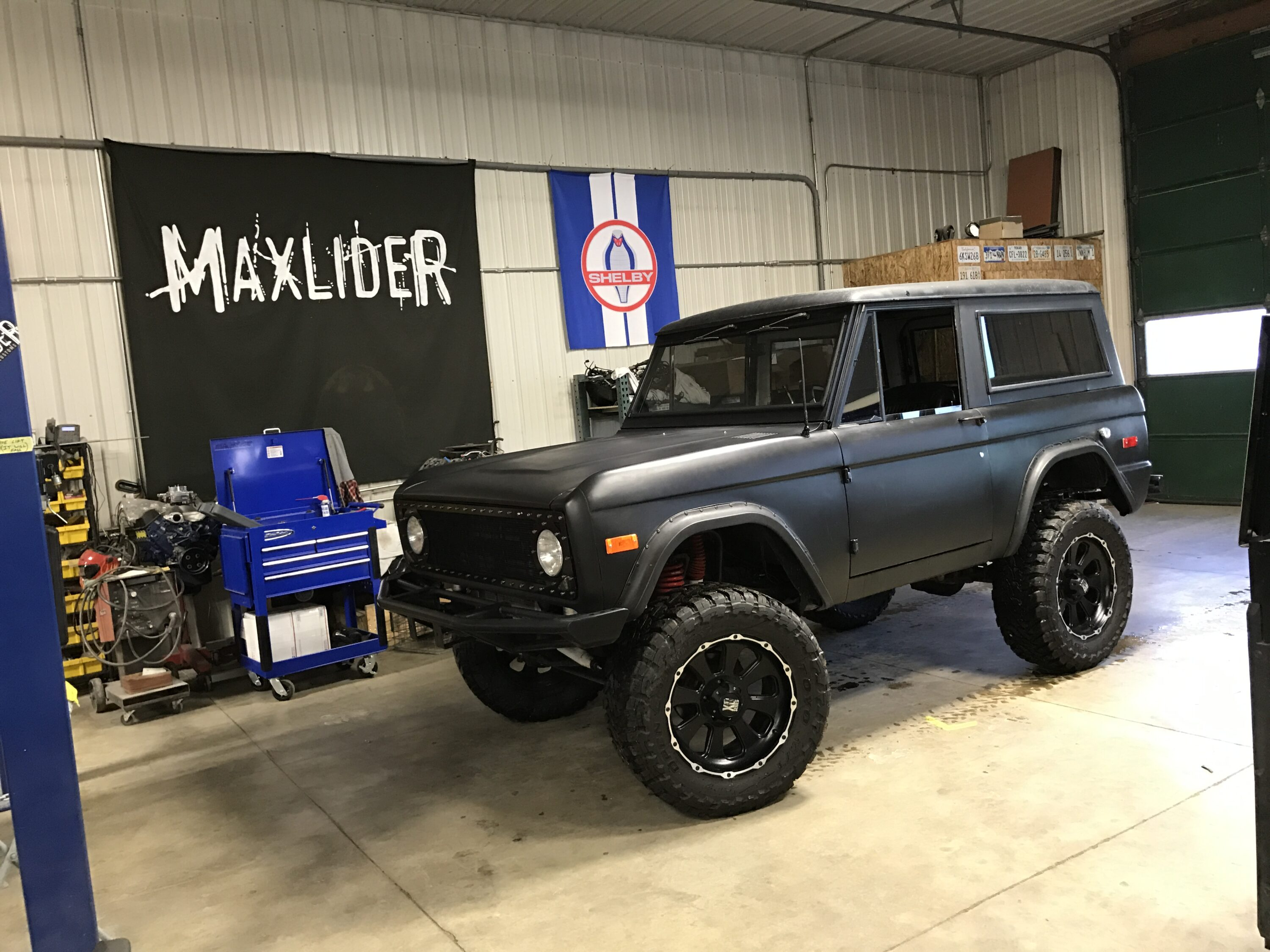 1970 Ford Bronco | Maxlider Brothers Customs