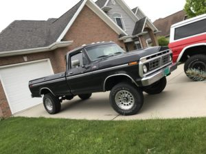 1978 Ford F-250 4x4 460 Long Bed