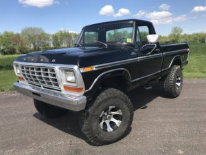 1978 Ford F-150 SWB short bed 4x4