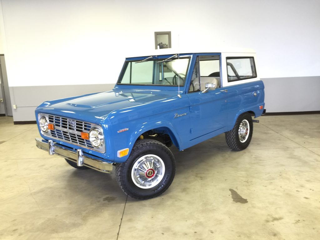 2020 Vision: How the Classic Ford Bronco Market Will Change