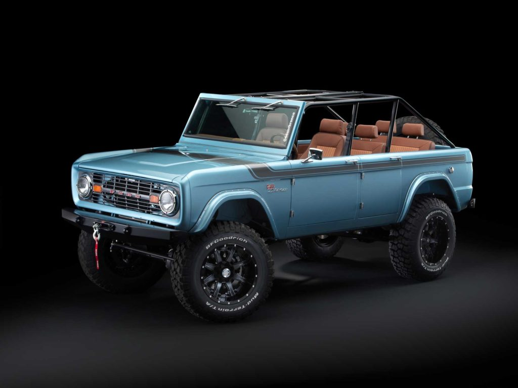 2018 Ford Bronco >> 4 Door Ford Broncos | Maxlider Brothers Customs